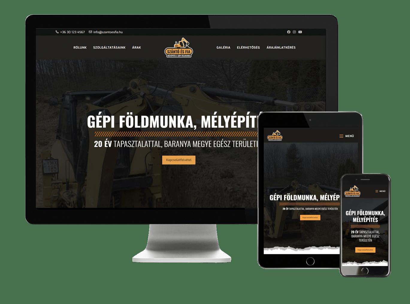 Szanto-es-fia-weboldal-keszites-logo-tervezes-gepi-foldmunka-epitkezes-melyepites-pecs-zeusweb-nagy-min