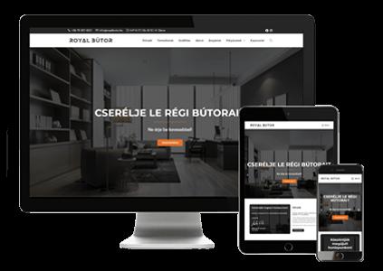 Bútor Webshop