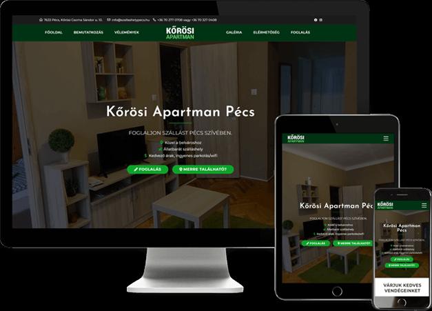 korosi-apartman-weboldal-keszites-pecs-szallasadoknak-szallas-nyaralo-foglalo-rendszer-zeusweb-sz